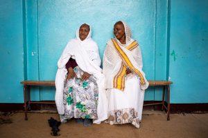 Eritrea church ladies