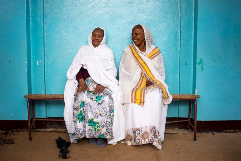 Eritrea church ladies