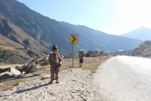 Seen on the Karakoram Highway tour with Rocky Road Travel