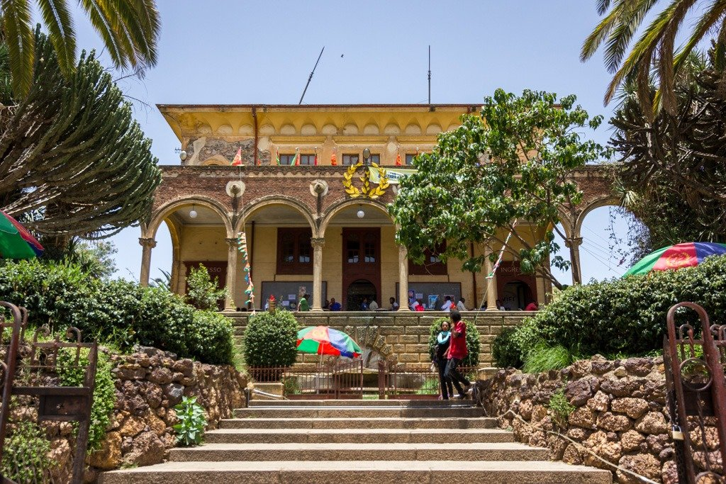 Theatre Asmara, eritrea