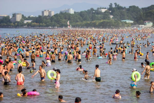 Why you should visit a North Korean beach