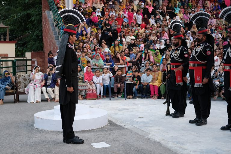 Border closure in Pakistan