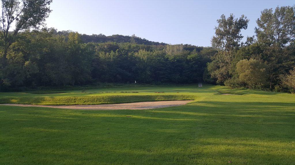 Pyongyang golf