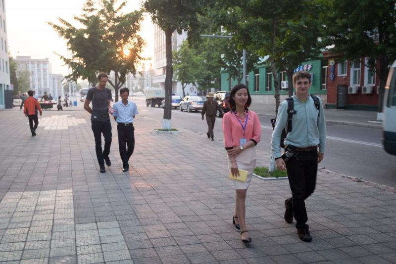 First Impressions of North Korea