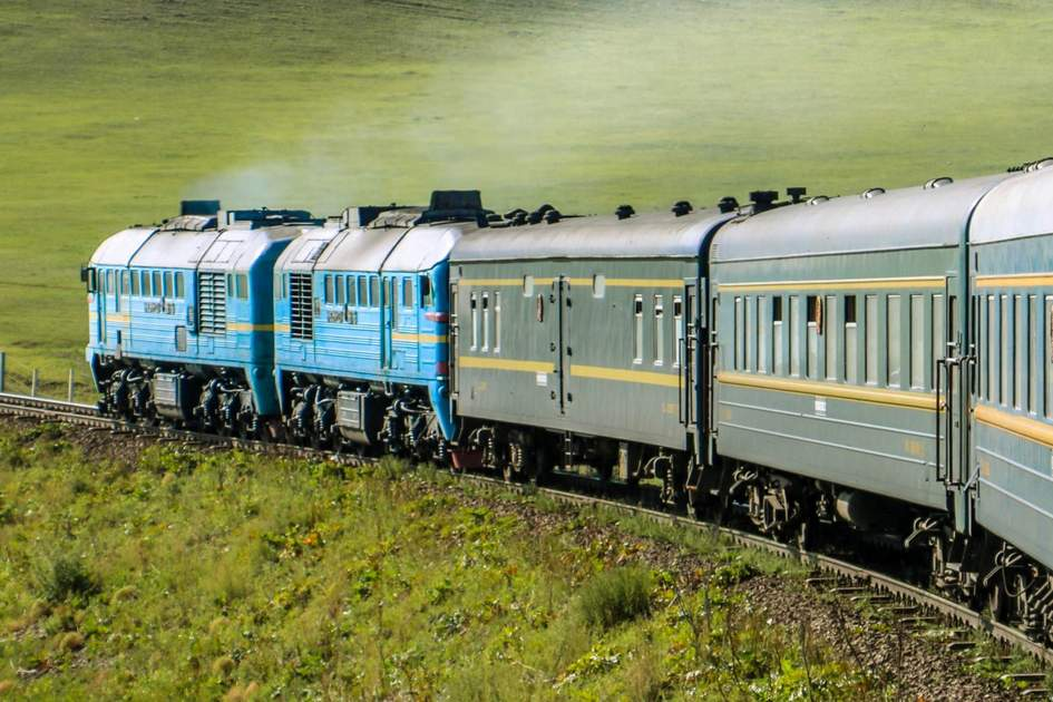 Berlin to Pyongyang by train tour