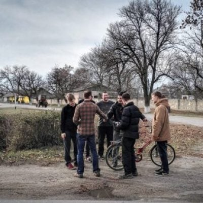 Rocky Road Travel group in Transnistria