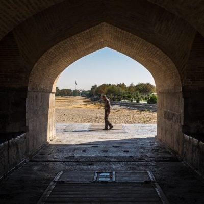 See Esfahan on an Iran Tour
